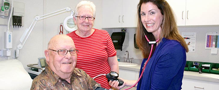 Happy Patients of Brock Community Healthcare