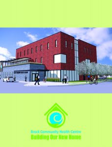Brock CHC Capital Campaign Brochure Cover